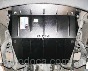 Защита двигателя Volkswagen LT28 / LT35 / LT46 - фото №1