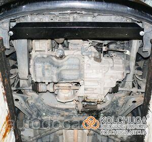 Защита двигателя Mazda 2 (2-ое поколение) - фото №4