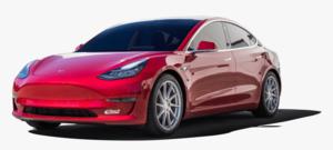 Защита двигателя Tesla Model 3 - фото №4