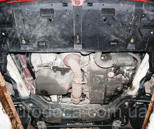 Защита двигателя Peugeot 308 1 - фото №6
