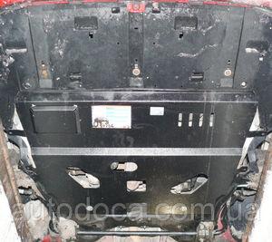 Защита двигателя Peugeot 308 1 - фото №5