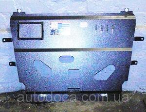 Защита двигателя Peugeot 308 1 - фото №4