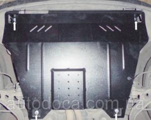 Защита двигателя Ford Explorer 5 - фото №4