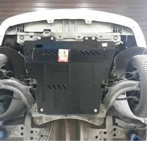 Защита двигателя Renault Kangoo 2 - фото №2