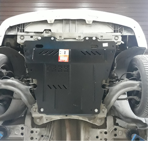 Защита двигателя Mercedes-Benz Citan W415 - фото №3