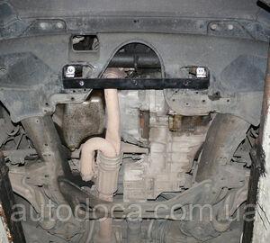 Защита двигателя Honda Pilot 2 - фото №7