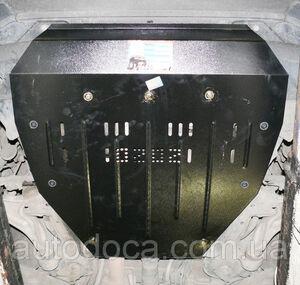 Защита двигателя Honda Pilot - фото №4