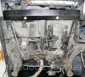Защита двигателя Mercedes-Benz Vito W638 - фото №3