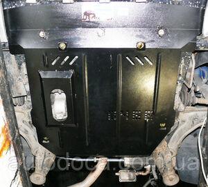 Защита двигателя Mercedes-Benz Vito W638 - фото №2