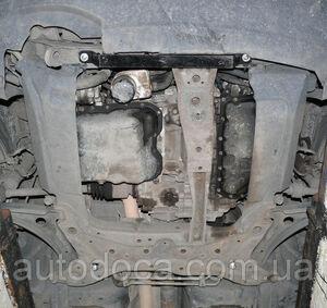 Защита двигателя Dodge Caliber - фото №6