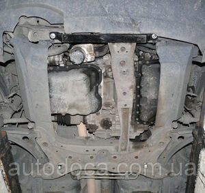Защита двигателя Jeep Compass 1 - фото №6