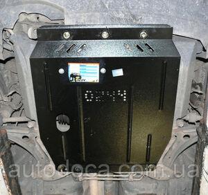 Защита двигателя Jeep Compass 1 - фото №4