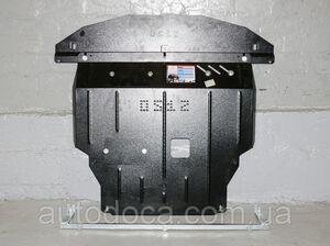 Защита двигателя Kia Sorento 2 - фото №9