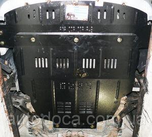 Защита двигателя Ford Focus 2 - фото №9