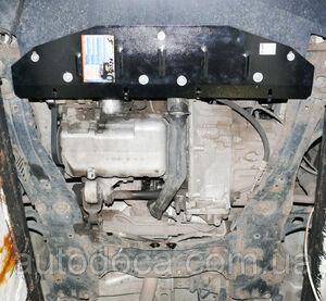 Защита двигателя Citroen Jumpy 2 - фото №4