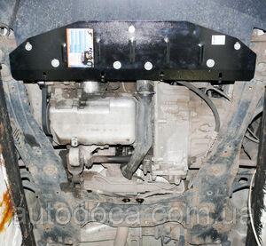 Защита двигателя Peugeot Expert 2 - фото №8