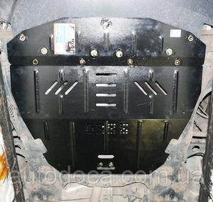 Защита двигателя Citroen Jumpy 1 - фото №3