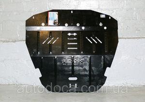 Защита двигателя Peugeot Expert 2 - фото №6