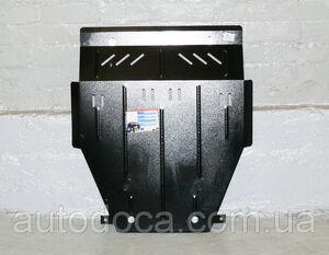 Защита двигателя Geely MK хетчбэк - фото №4