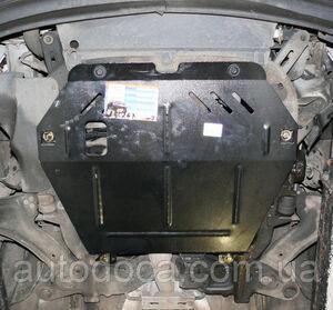Захист двигуна Opel Combo C - фото №4