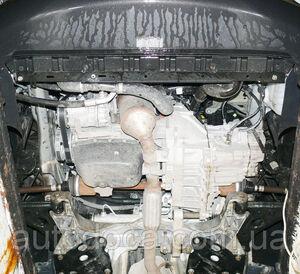 Защита двигателя Fiat Fiorino - фото №4