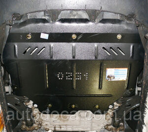 Защита двигателя Seat Altea - фото №4
