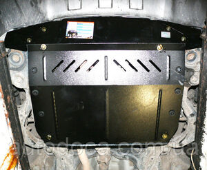 Защита двигателя Hyundai Tucson 3 - фото №5