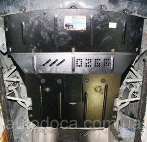 Защита двигателя BMW 5 E39 - фото №3