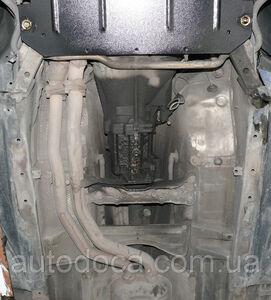 Защита двигателя BMW 5 E39 - фото №6
