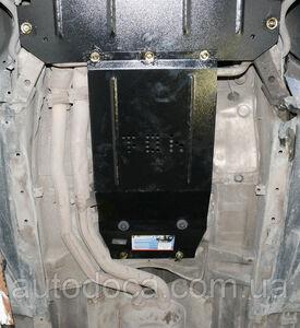 Защита двигателя BMW 5 E39 - фото №5