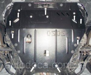 Защита двигателя Faw Besturn B50 - фото №3