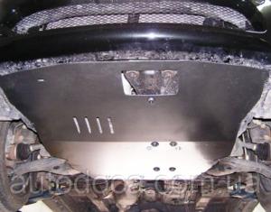 Защита двигателя Mitsubishi Grandis - фото №4