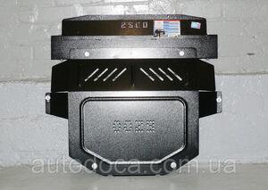 Защита двигателя Peugeot 307 - фото №3