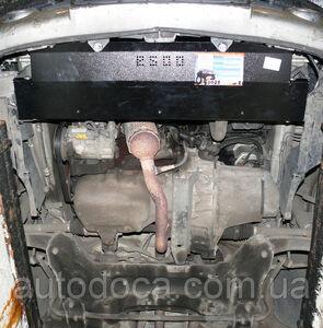 Защита двигателя Peugeot 307 - фото №4