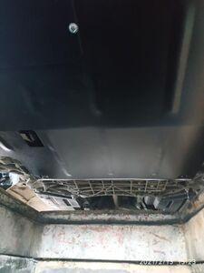 Защита двигателя Chrysler 200 2 - фото №2