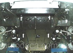 Захист двигуна Toyota Hilux 7 - фото №4