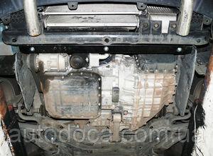 Защита двигателя Hyundai ix35 - фото №8