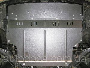 Защита двигателя Nissan Tiida (Versa) - фото №4