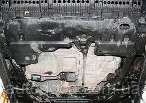 Защита двигателя Toyota Auris E150 - фото №9