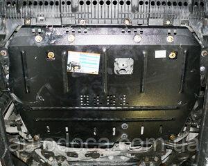 Защита двигателя Toyota Auris E150 - фото №8