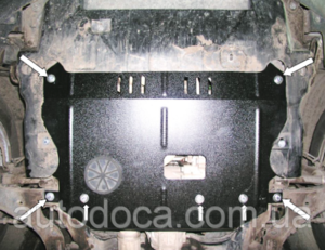 Захист двигуна Chevrolet Captiva - фото №3