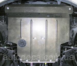 Защита двигателя Nissan Almera 2 - фото №4