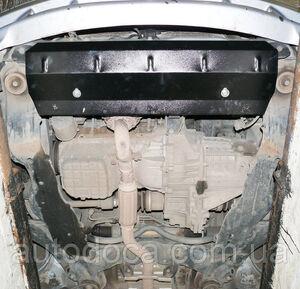 Защита двигателя Hyundai Trajet - фото №2