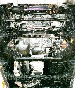 Защита двигателя Great Wall Wingle 5 - Фото №4