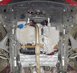 Захист двигуна Honda Accord 9 - фото №7