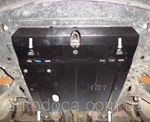 Захист двигуна Honda Accord 9 - фото №6