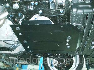 Защита двигателя Honda S2000 - фото №5