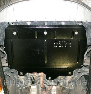 Защита двигателя Skoda Fabia 2 - фото №9