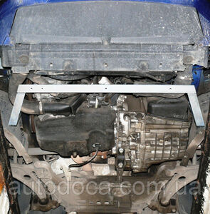 Защита двигателя Volkswagen Passat CC - фото №5