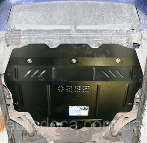 Защита двигателя Volkswagen Passat CC - фото №4